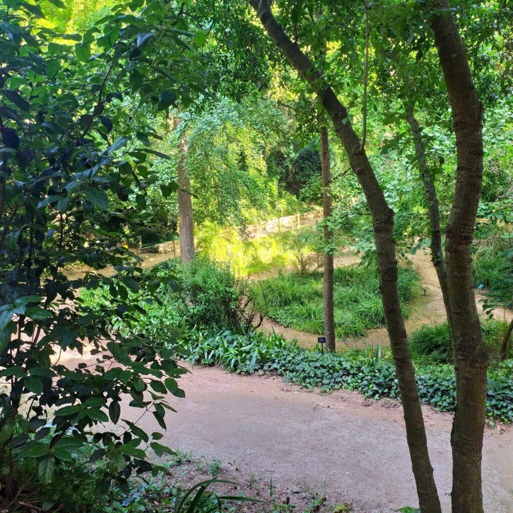 Барселона парки