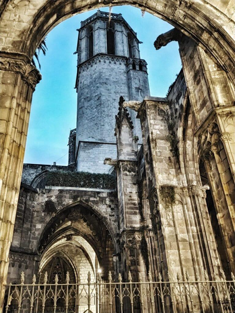 собор в Барселоне