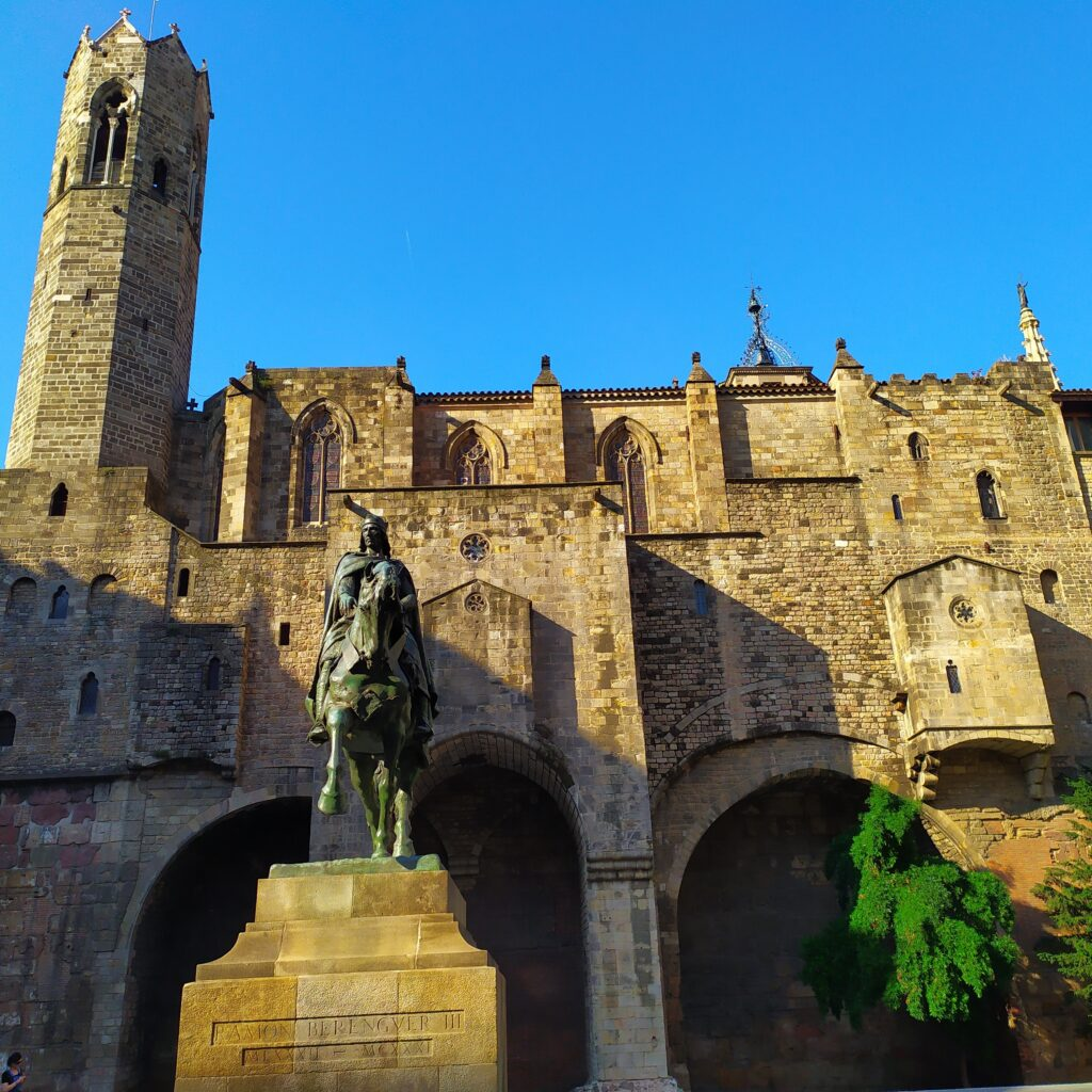 Королевский дворец в Барселоне