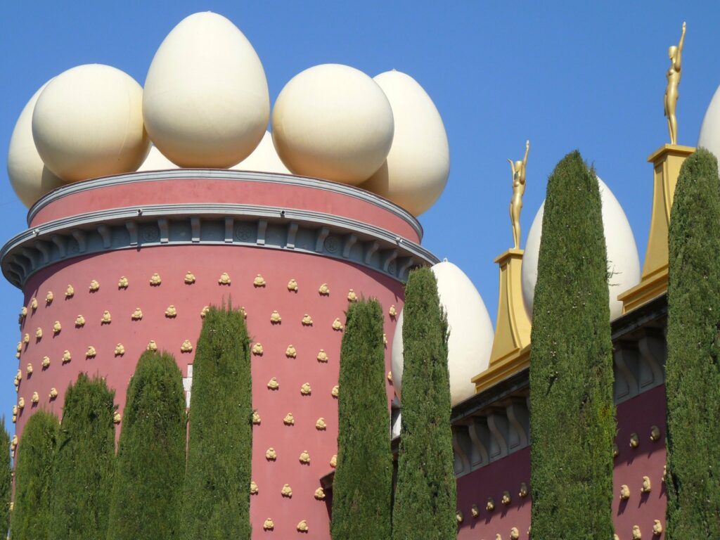 театр-музей в Барселоне