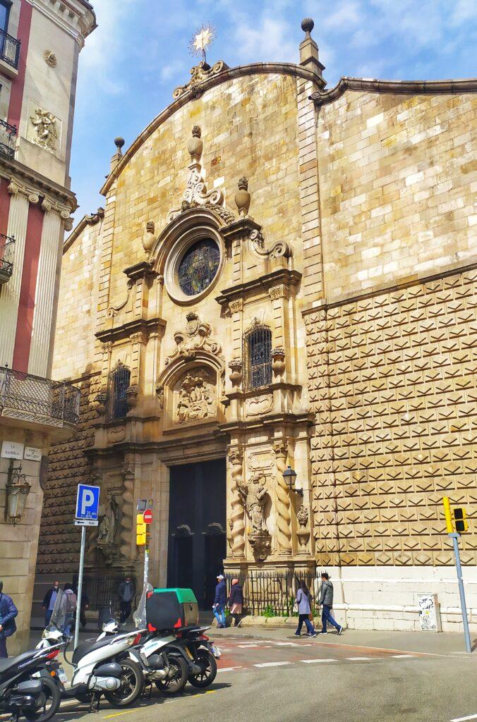 Церковь Богоматери Вифлеемской в Барселоне