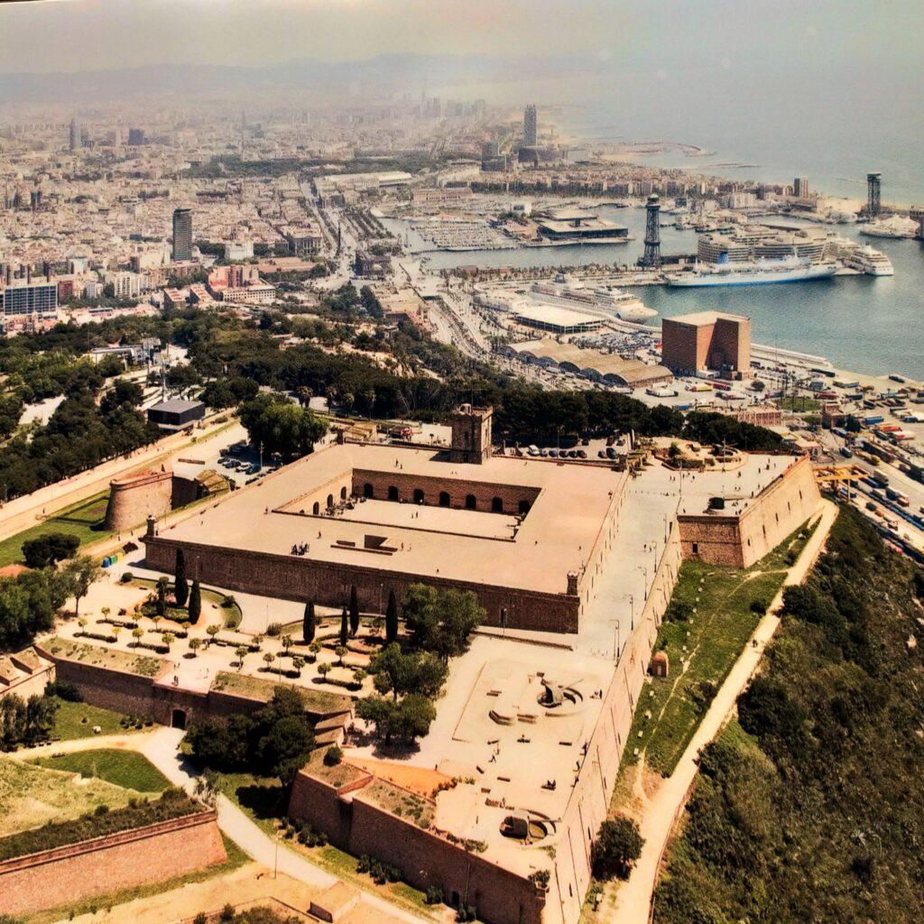 Крепость Монтжуик