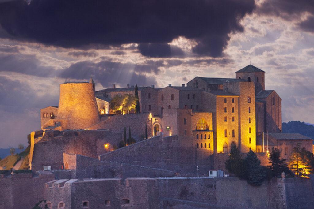 замок Кардона - Адалес и Абдалла