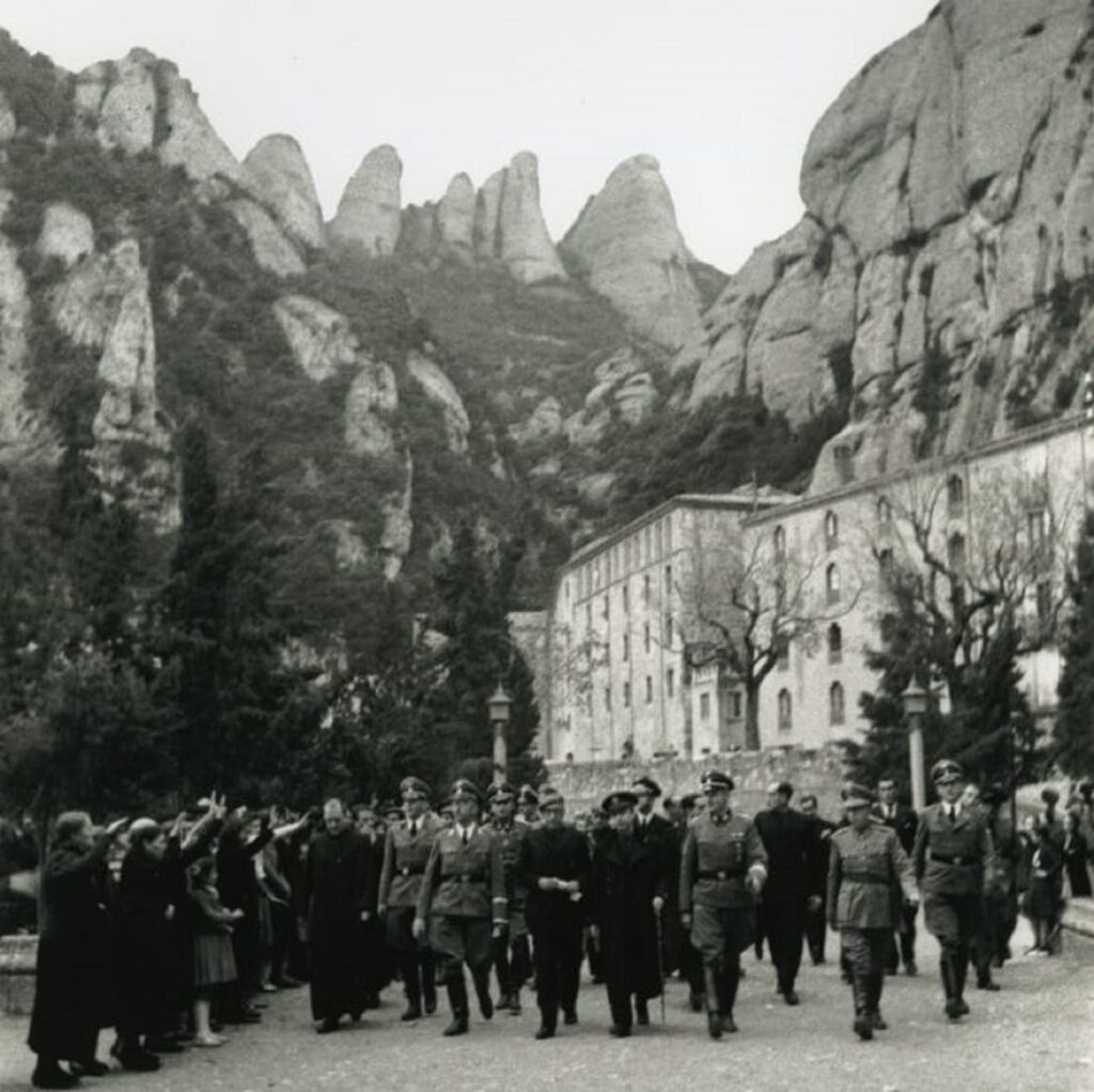 тайны горы Монтсеррат