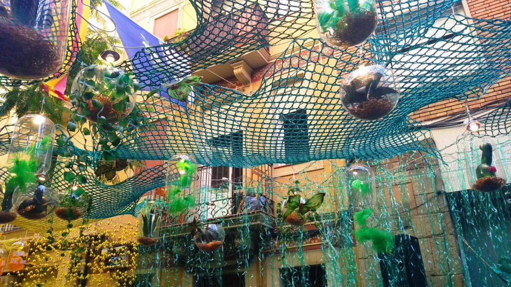 фестиваль Грасии в Барселоне