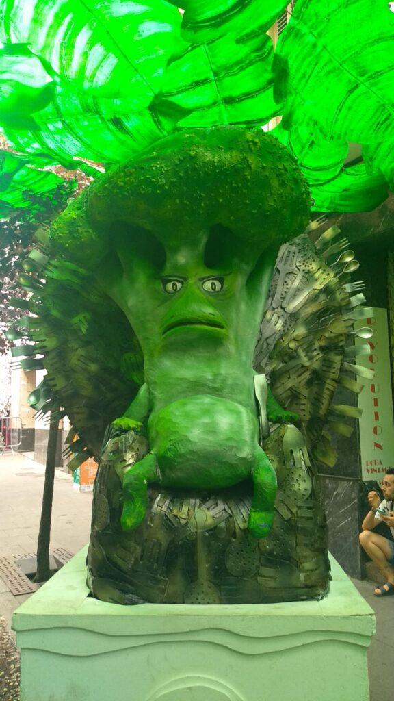 праздники в Барселоне