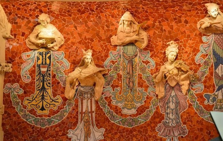 Дворец Каталонской музыки 12