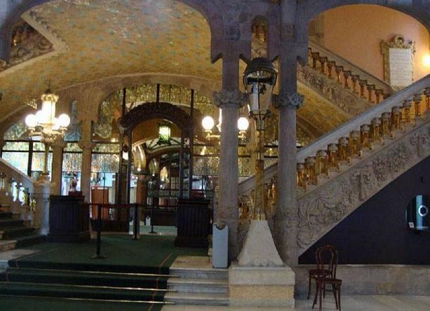 Дворец Каталонской музыки 6
