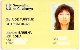 Лицензированный гид в Барселоне -  София