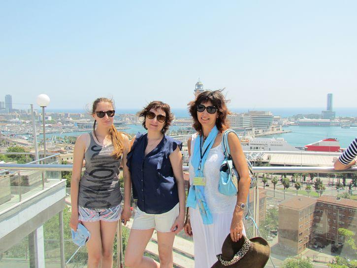 Обзорная экскурсия в Барселоне - 1