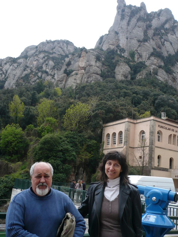 Монастырь Монтсеррат и поездка в винные погреба - 1