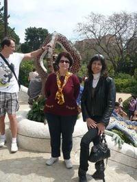 Фото из отзыва экскурсии: Гауди и его творения