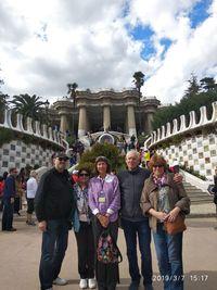 Фото из отзыва экскурсии: Гауди и Гуэль